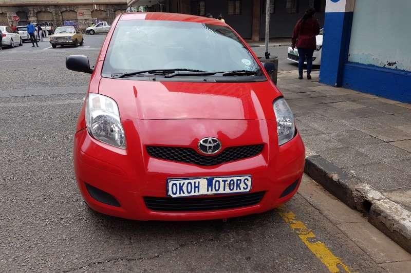 2011 Toyota Yaris hatch Cross YARIS 1.5 CROSS 5Dr