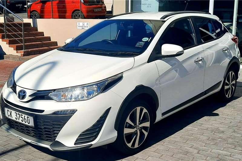 Toyota Yaris Hatch Cross YARIS 1.5 CROSS 5Dr 2018
