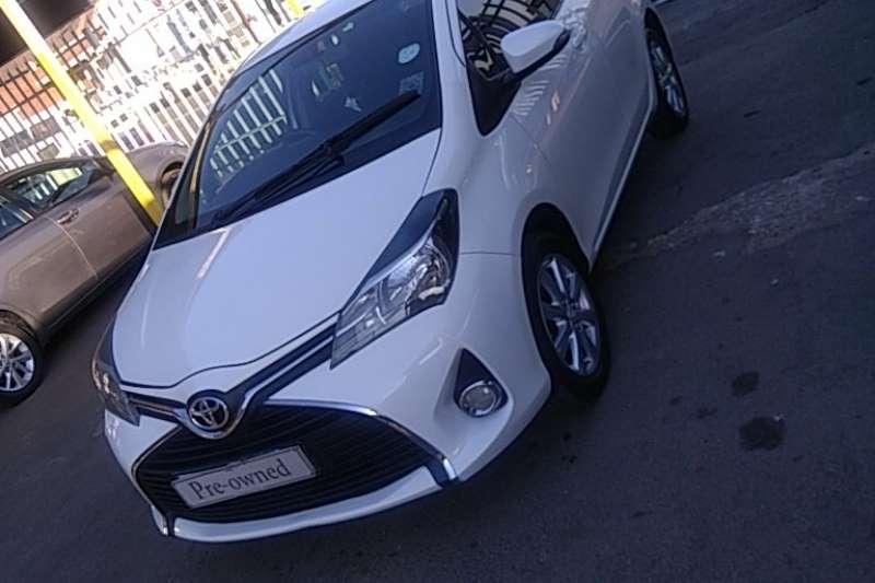 Used 2016 Toyota Yaris Hatch