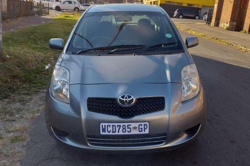 2007 Toyota Yaris hatch YARIS 1.5 Xs 5Dr