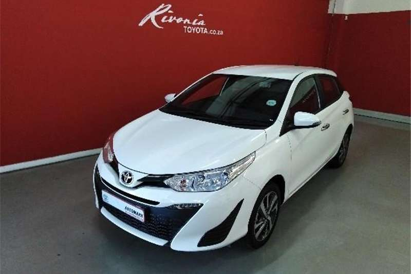 2018 Toyota Yaris hatch YARIS 1.5 Xs 5Dr