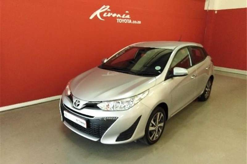 2018 Toyota Yaris hatch YARIS 1.5 XS CVT 5Dr