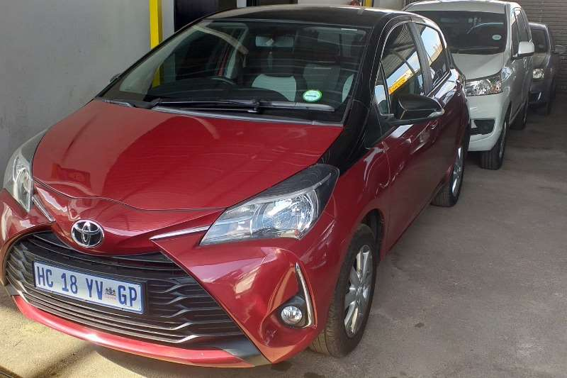 2017 Toyota Yaris hatch YARIS 1.5 Xs 5Dr