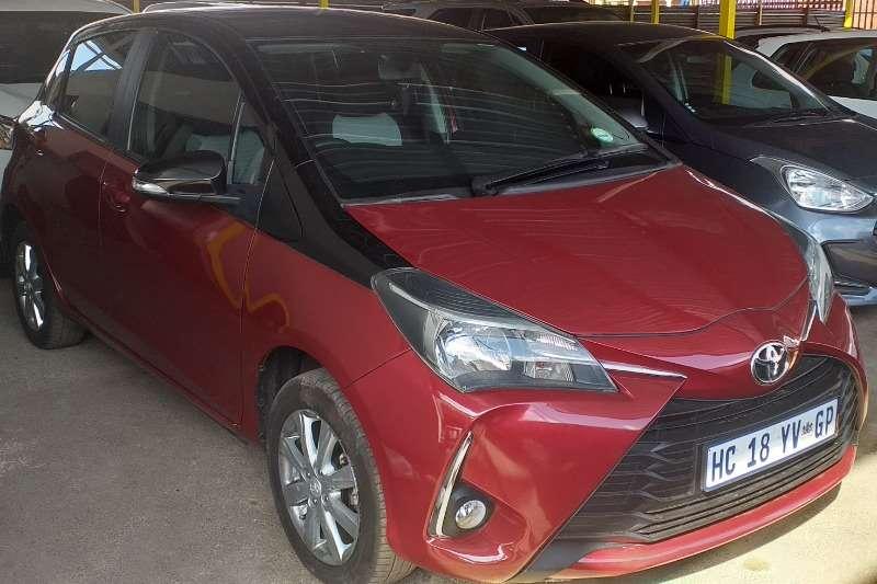 2017 Toyota Yaris hatch YARIS 1.5 Xs 5Dr