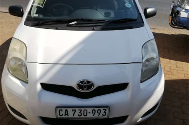 2009 Toyota Yaris hatch