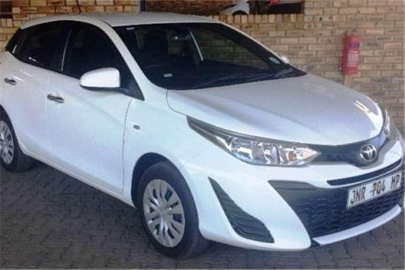 2018 Toyota Yaris hatch YARIS 1.5 Xi 5Dr