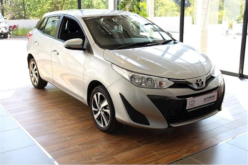 Toyota Yaris hatch YARIS 1.5 XS CVT 5Dr