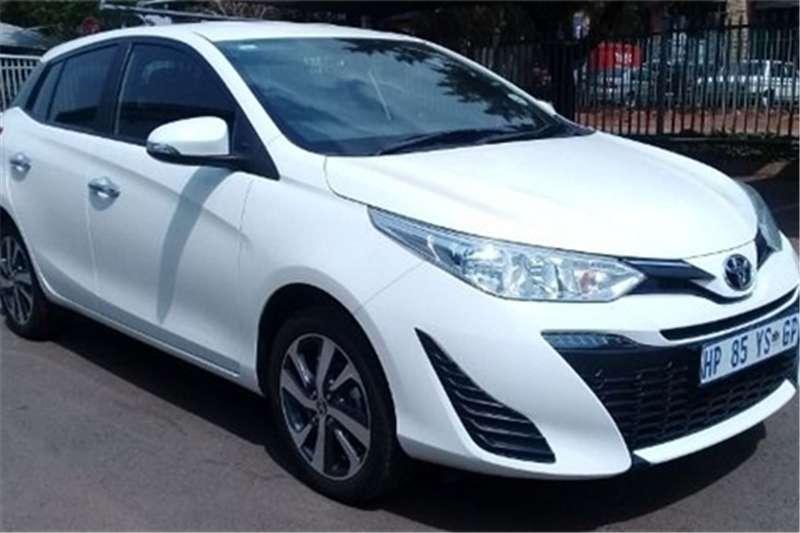 2018 Toyota Yaris hatch YARIS 1.5 Xs 5Dr