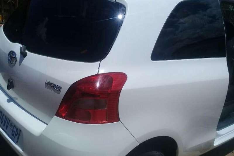 2009 Toyota Yaris hatch YARIS 1.5 Xs 5Dr