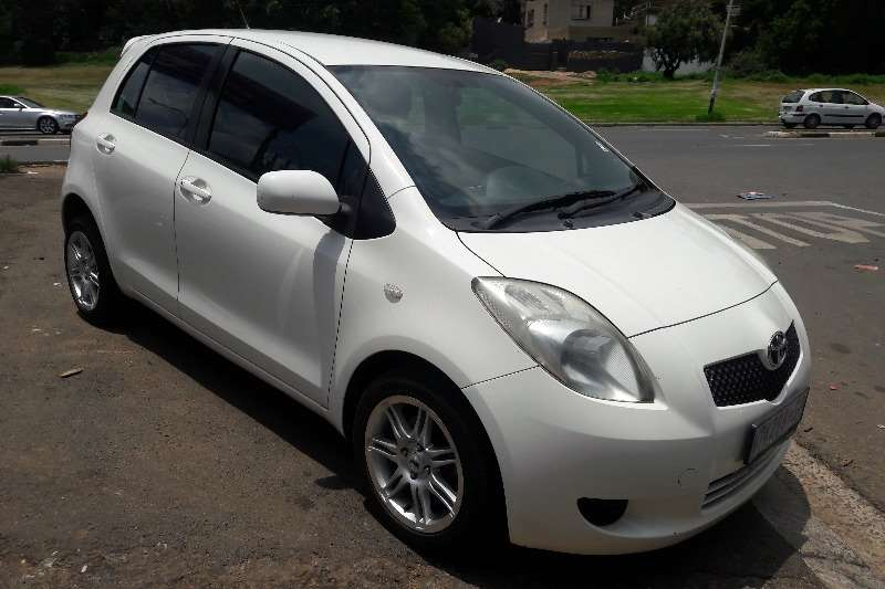 2007 Toyota Yaris hatch YARIS 1.5 Xs 5Dr