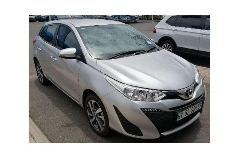 2019 Toyota Yaris hatch YARIS 1.5 Xs 5Dr