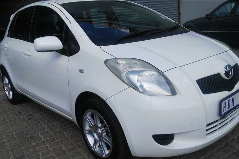 2007 Toyota Yaris hatch YARIS 1.5 SPORT 5Dr