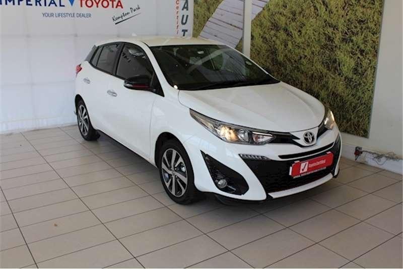 2020 Toyota Yaris hatch YARIS 1.5 SPORT 5Dr