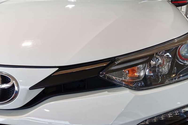 2018 Toyota Yaris hatch
