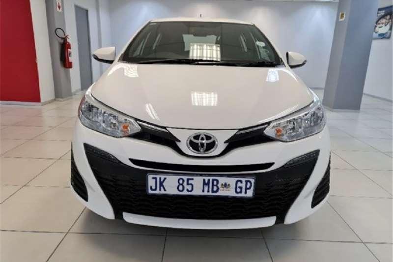2020 Toyota Yaris hatch