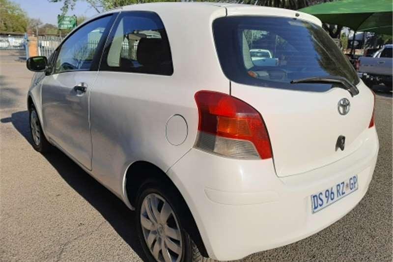 Used 2010 Toyota Yaris Hatch