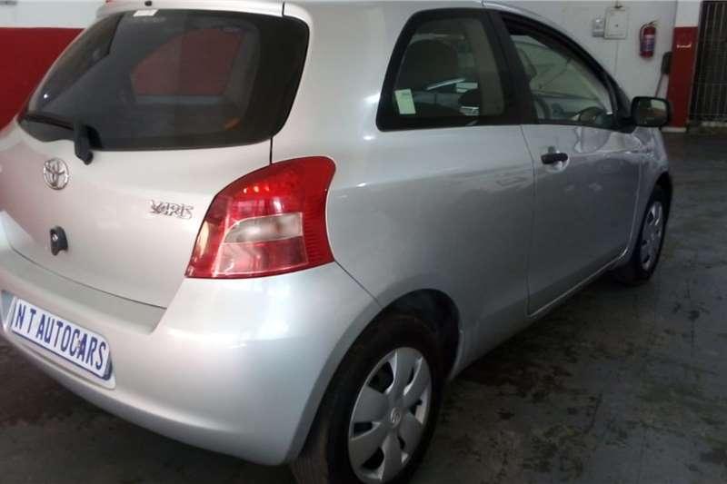 Toyota Yaris hatch yaris 1.0 2008