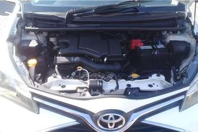 Used 2016 Toyota Yaris Hatch YARIS 1.5 CROSS 5Dr