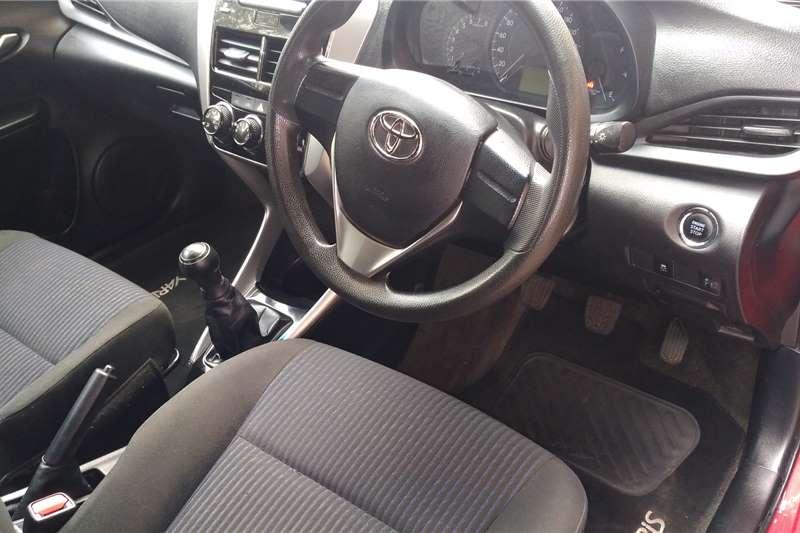 2018 Toyota Yaris hatch YARIS 1.5 CROSS 5Dr