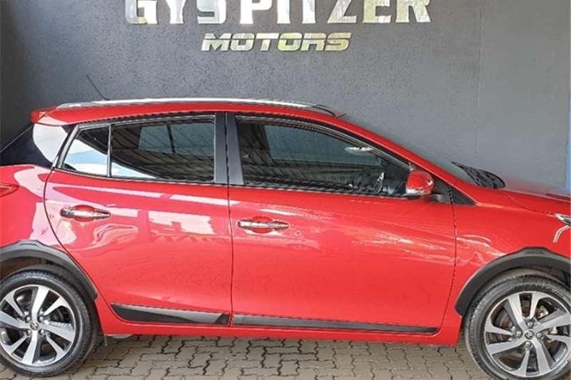 Used 2019 Toyota Yaris Hatch YARIS 1.5 CROSS 5Dr