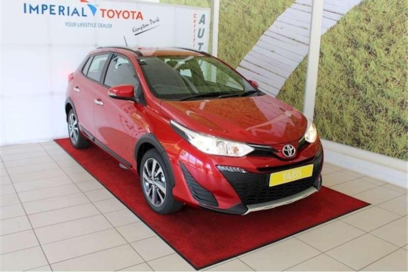 Toyota Yaris Hatch YARIS 1.5 CROSS 5Dr 2020