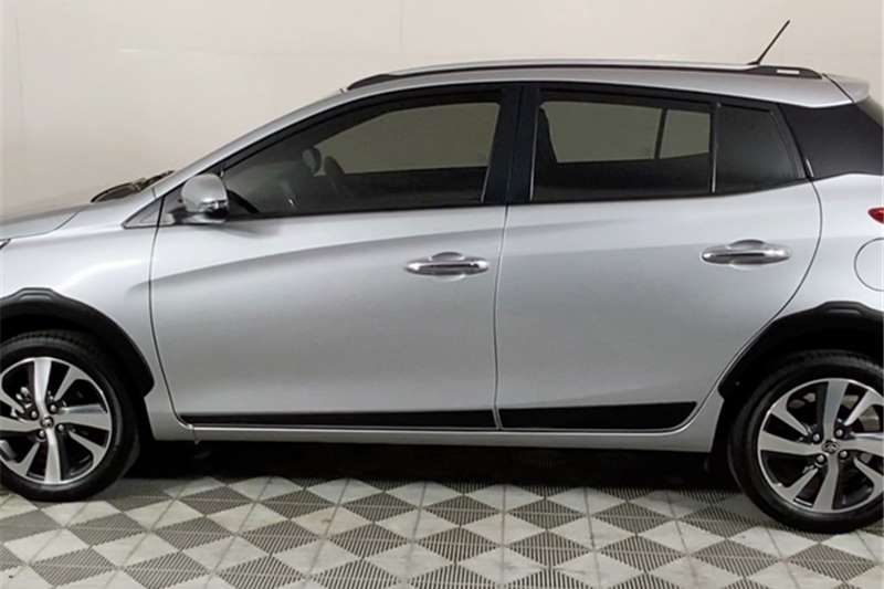 2020 Toyota Yaris hatch YARIS 1.5 CROSS 5Dr