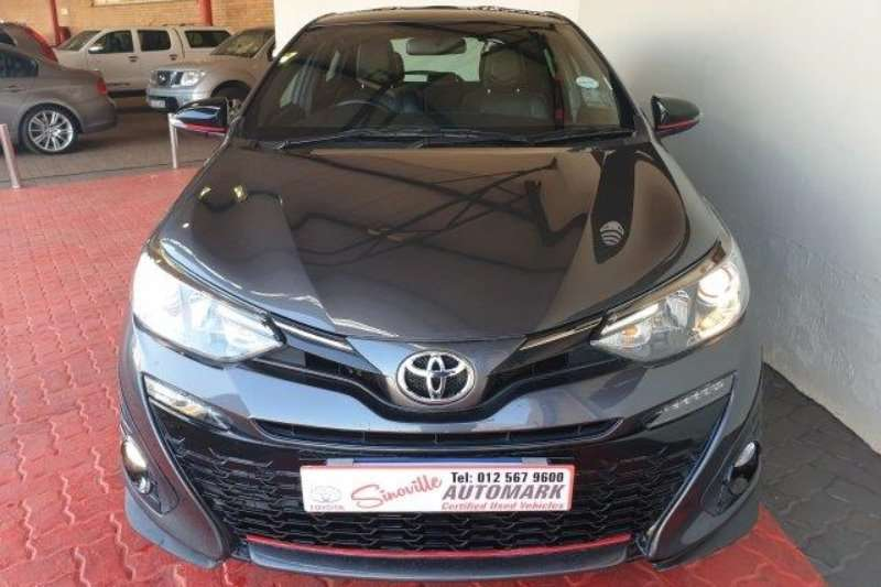 Toyota Yaris Hatch YARIS 1.5 SPORT 5Dr 2018