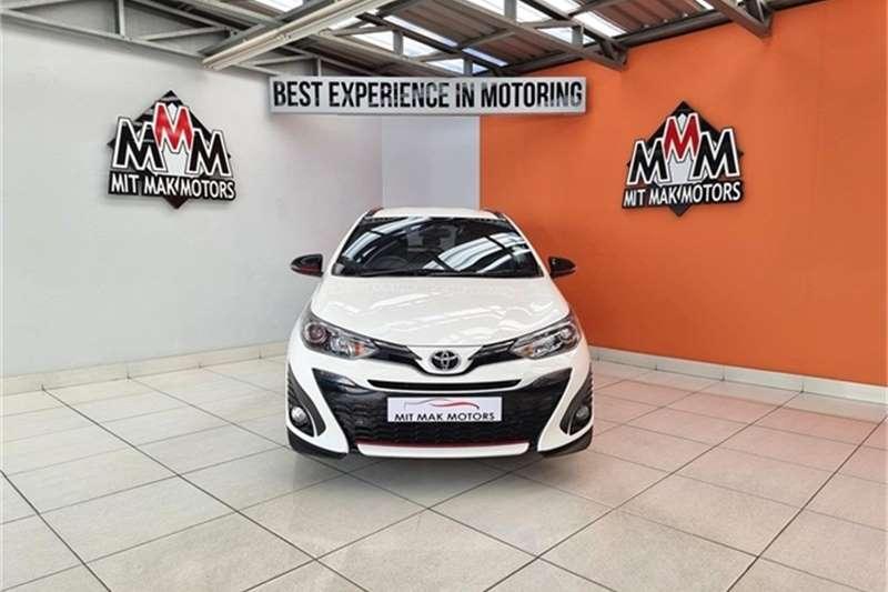 Used 2018 Toyota Yaris Hatch YARIS 1.5 SPORT 5Dr
