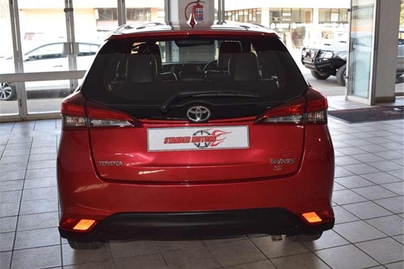 2018 Toyota Yaris hatch YARIS 1.5 SPORT 5Dr