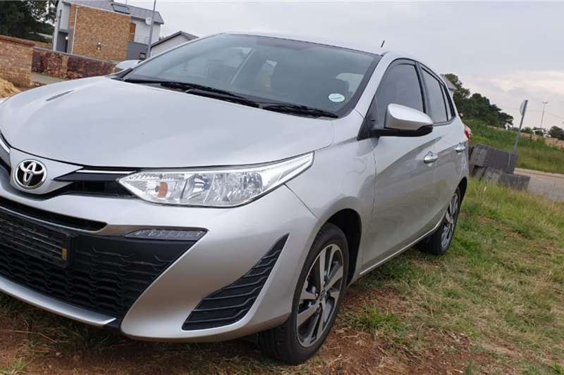 Toyota Yaris Hatch YARIS 1.5 SPORT 5Dr 2019