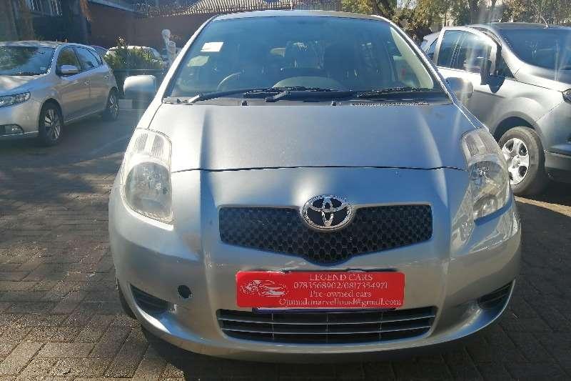 Used 2007 Toyota Yaris Hatch YARIS 1.5 Xi 5Dr