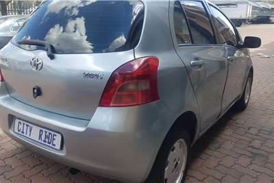 Used 2008 Toyota Yaris Hatch YARIS 1.5 Xi 5Dr