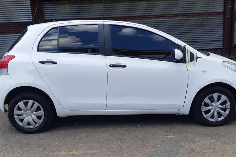 Used 2011 Toyota Yaris Hatch YARIS 1.5 Xi 5Dr