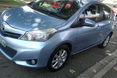 Toyota Yaris Hatch YARIS 1.5 Xi 5Dr 2014