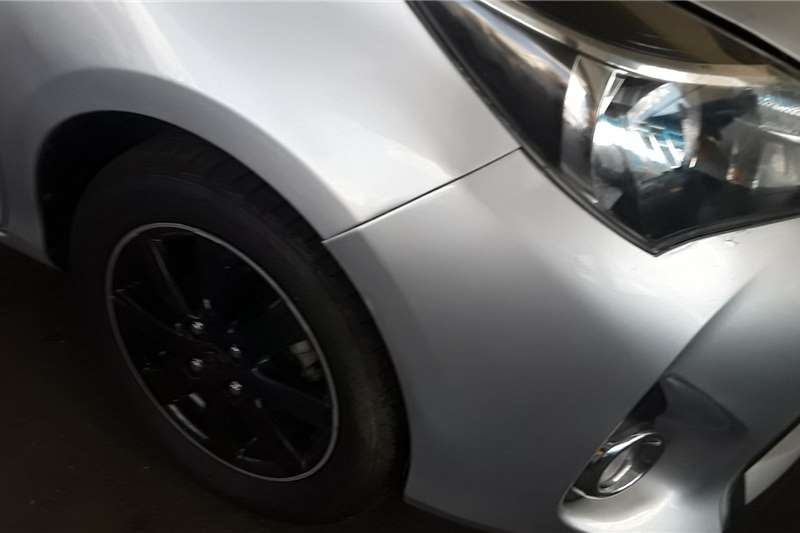 Toyota Yaris Hatch YARIS 1.5 Xi 5Dr 2016