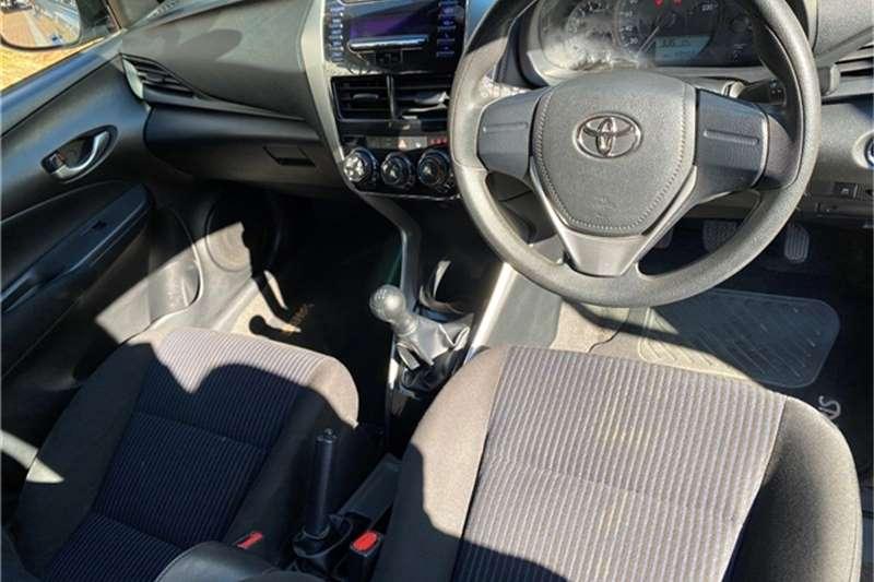 Toyota Yaris Hatch YARIS 1.5 Xi 5Dr 2018