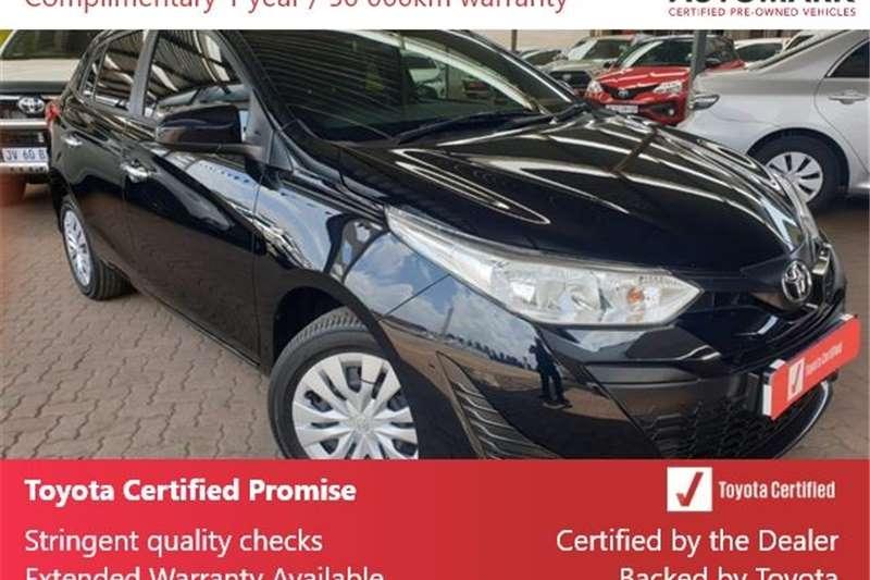 2020 Toyota Yaris hatch YARIS 1.5 Xi 5Dr