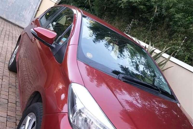 Toyota Yaris Hatch YARIS 1.5 Xs 5Dr 2012