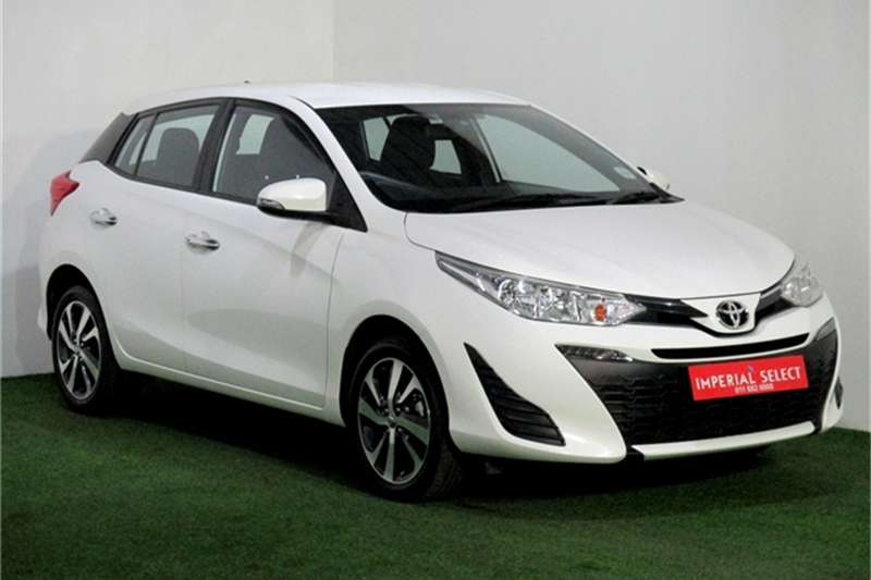 Toyota Yaris Hatch YARIS 1.5 Xs 5Dr 2018