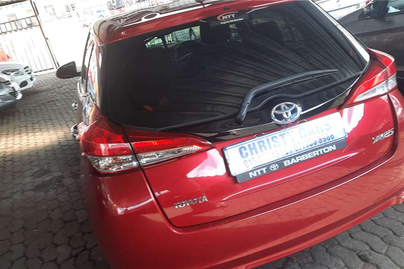 Used 2018 Toyota Yaris Hatch YARIS 1.5 Xs 5Dr