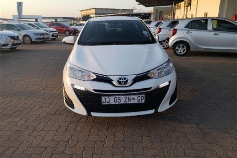 Toyota Yaris hatch YARIS 1.5 Xs 5Dr 2019