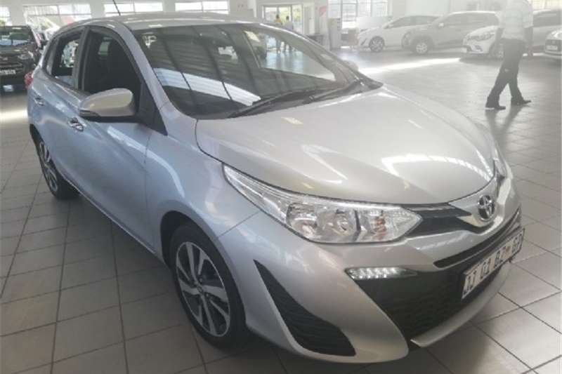 Toyota Yaris Hatch YARIS 1.5 Xs 5Dr 2019