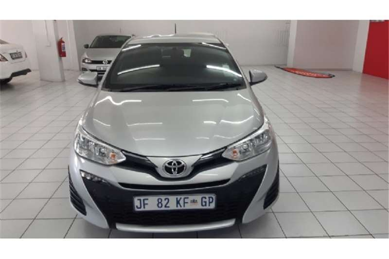 2019 Toyota Yaris hatch YARIS 1.5 Xs 5Dr