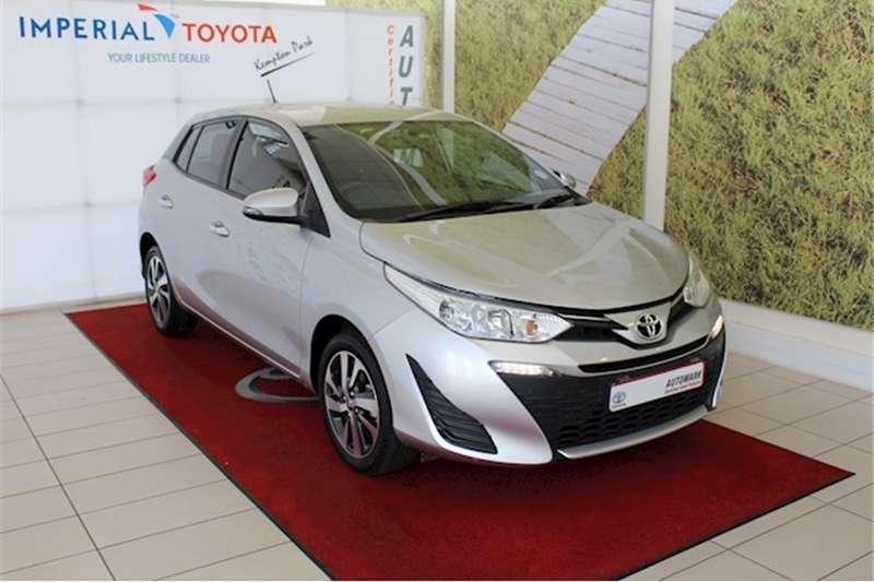 Toyota Yaris Hatch YARIS 1.5 Xs 5Dr
