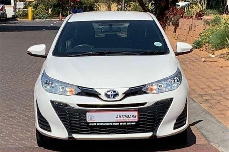 Toyota Yaris hatch YARIS 1.5 XS CVT 5Dr 2018