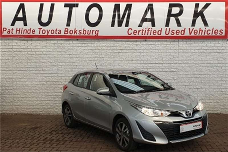 Toyota Yaris Hatch YARIS 1.5 XS CVT 5Dr 2018