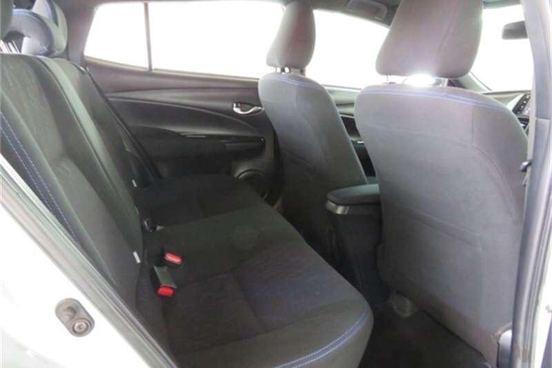Toyota Yaris hatch YARIS 1.5 XS CVT 5Dr 2019