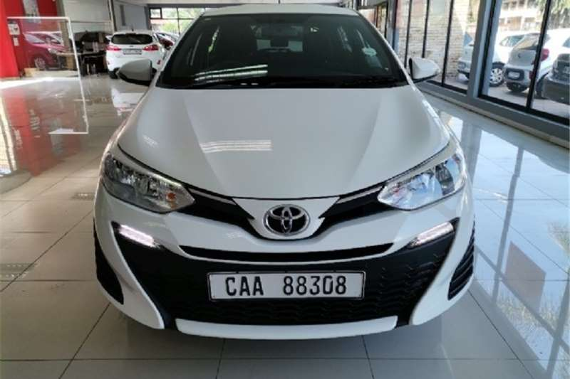 Toyota Yaris hatch YARIS 1.5 XS CVT 5Dr 2019