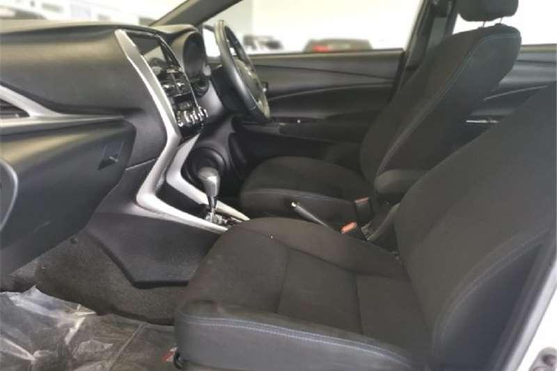 2019 Toyota Yaris hatch YARIS 1.5 XS CVT 5Dr