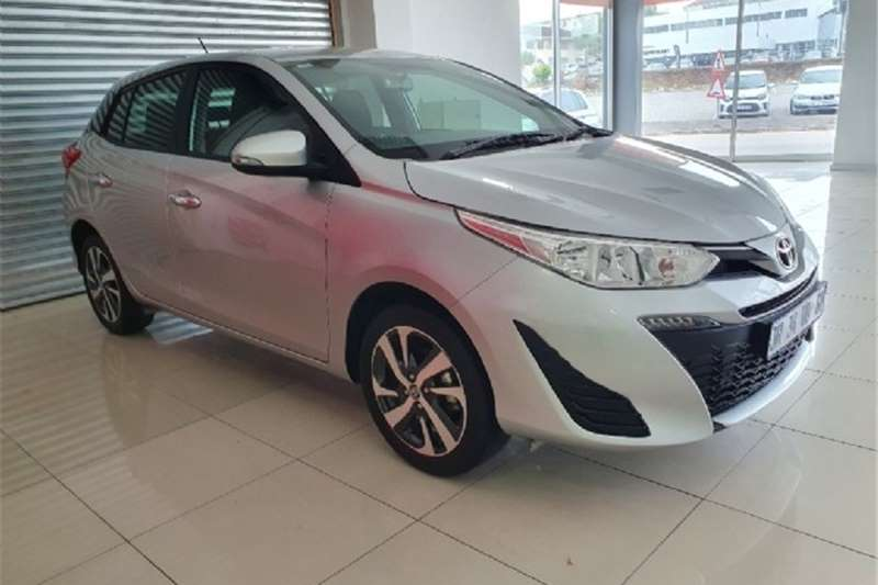 2019 Toyota Yaris hatch YARIS 1.5 XS CVT 5Dr